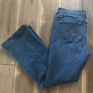Levi's 515 Bootcut Jeans Size 12